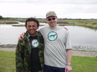 John Fuller and Tim Matthews
